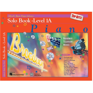 Alfred's Basic Piano Library Top Hits! Solo Book 1A