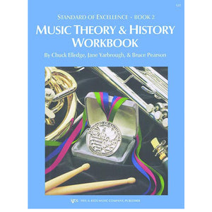 Standard of Excellence Book 2 - Theory & History Workbook