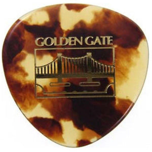 Golden Gate MP-12 Deluxe Tortoise Rounded Triangle - EACH