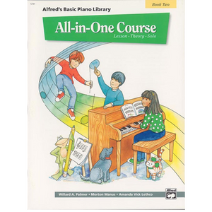 Alfred's Basic All-in-One Course Book 2