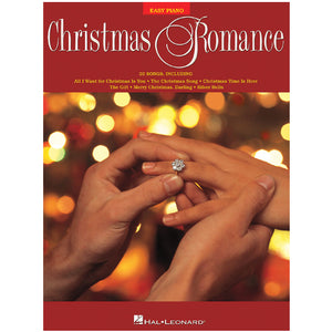 Christmas Romance Easy Piano