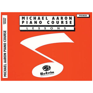 Michael Aaron Piano Course  Lessons Primer