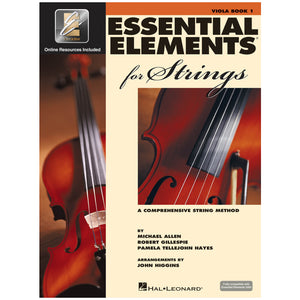 Essential Elements for Strings – Viola Book 1 with Eei