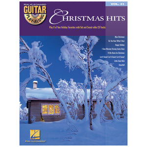 Christmas Hits Guitar Play-Along Volume 31