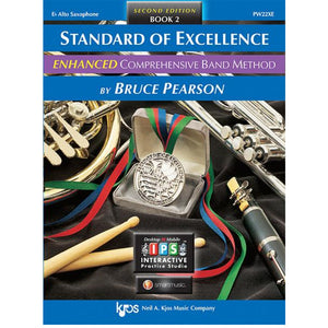 Standard of Excellence ENHANCED Book 2 - Eb Alto Saxophone
