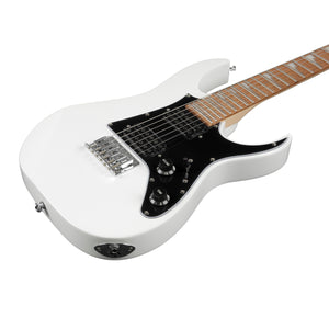 Ibanez GRGM21 Gio Mikro 3/4 Size Electric Guitar - White