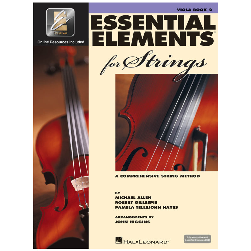 Essential Elements for Strings – Viola Book 2 with Eei