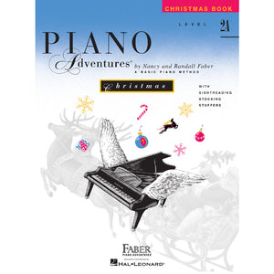 Faber Piano Adventures Christmas Level 2A