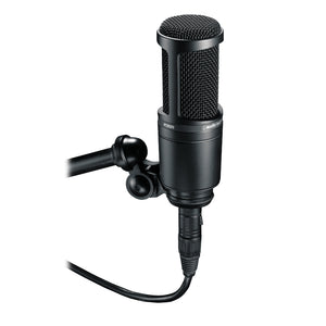 Audio Technica AT2020 Cardioid Condenser Microphone