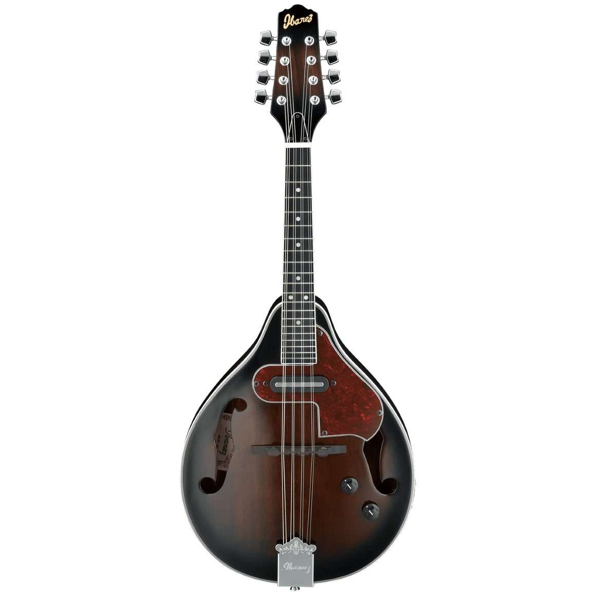 Ibanez M510 A-Style Electric Mandolin - Dark Violin Sunburst