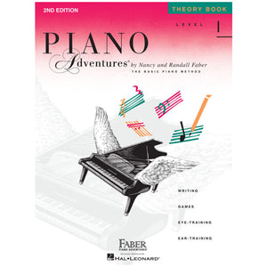 Faber Piano Adventures Theory Level 1 FF1079