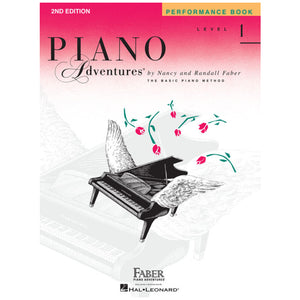 Faber Piano Adventures Performance Level 1