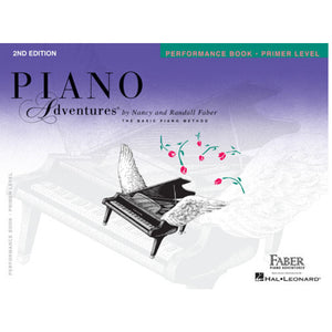 Faber Piano Adventures Performance Primer