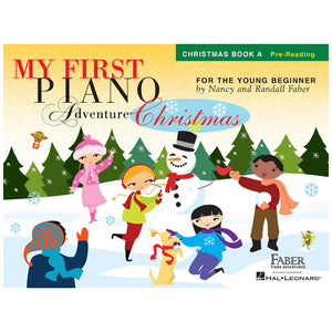 Faber My First Piano Adventure Christmas Book A