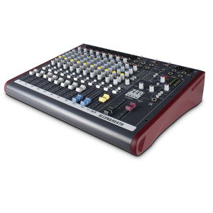 Allen & Heath ZED-60/14FX 14-Channel Mixer with USB Audio Interface and Effects
