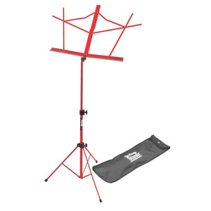 On Stage SM7122RB Red music stand