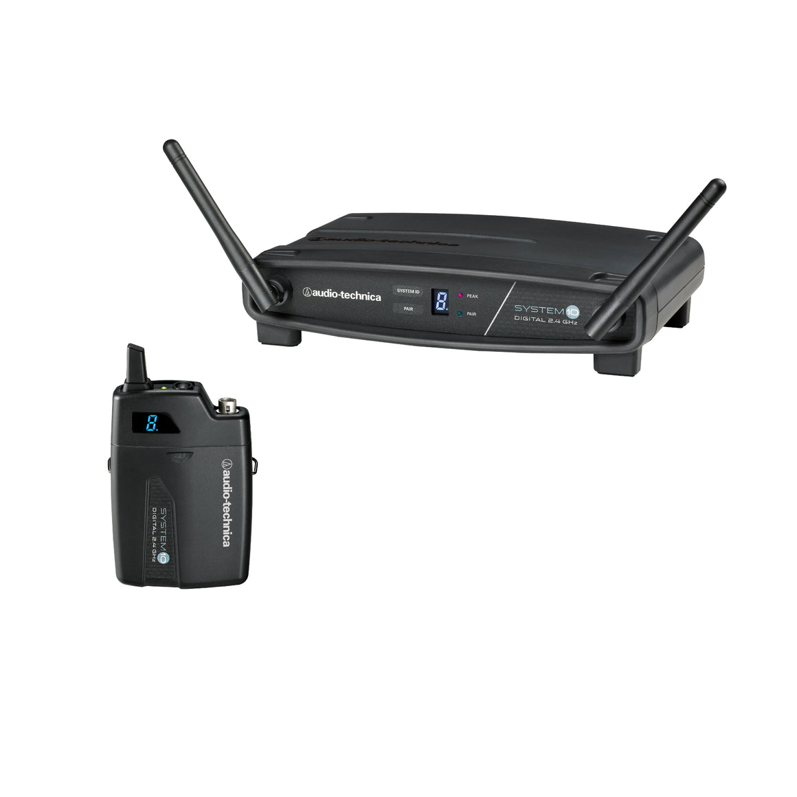 Audio Technica ATW-1101 System 10 Digital Wireless Bodypack