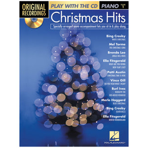 Christmas Hits Play with the CD Series Piano Volume 1
