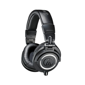 Audio Technica ATH-M50X Closed Back Studio Monitoring Headphones