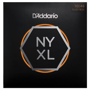 D'Addario NYXL1046 10-46 Nickel Light Electric Guitar Strings