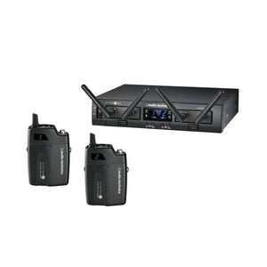 Audio Technica ATW-1311 System 10 Pro Wireless Dual Bodypack