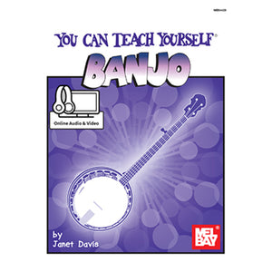 You Can Teach Yourself Banjo (Book + Online Audio/Video)