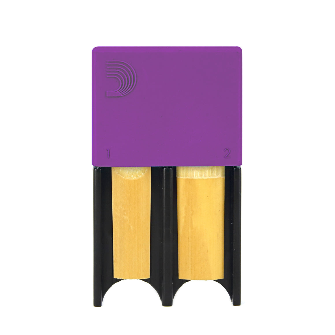 D'Addario Purple Clarinet & Sax Reed Guard