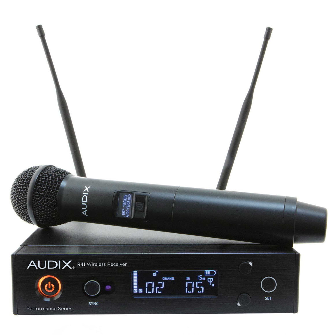 Audix AP41 OM2A Handheld Wireless System
