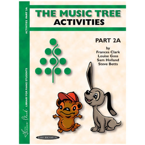 The Music Tree   Activities Book Part 2A