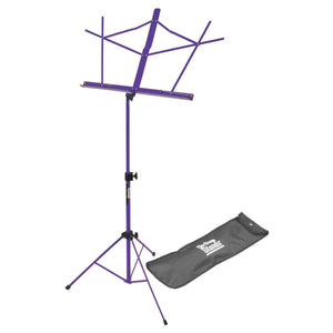 On Stage SM7122PB Purple music stand