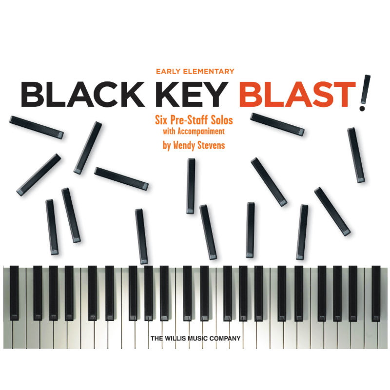 Black Key Blast!  Early Elemenentary Level