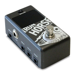 Outlaw Iron-Horse Power Supply & Tuner Pedal