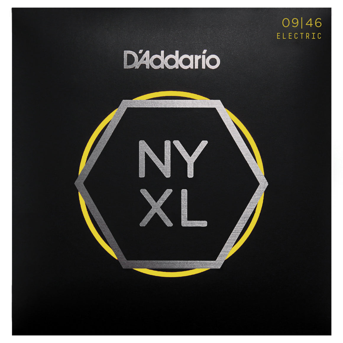 D'Addario NYXL0946 9-46 Nickel Super Light Electric Guitar Strings