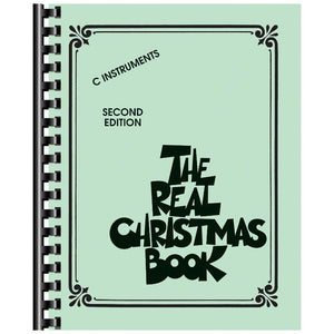 The Real Christmas Book – 2nd Edition C Edition