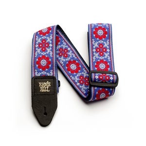 Ernie Ball 4107 Morning Blossom Jacquard Strap