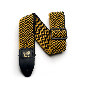 Ernie Ball 4147 Yellow Jacket Polyspun Strap