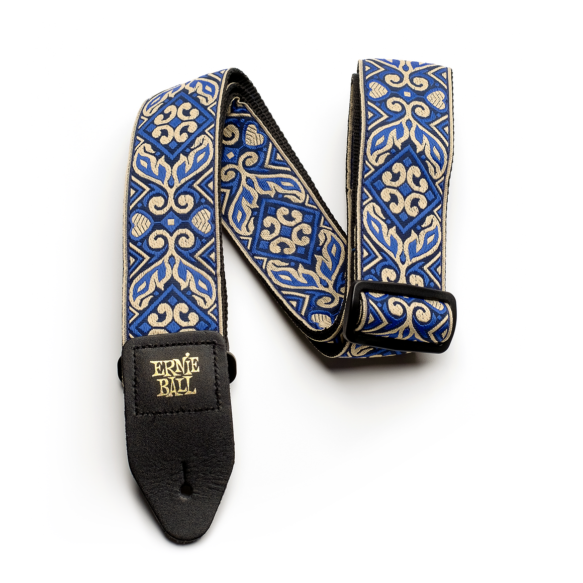 Ernie Ball 4165 Tribal Blue Jacquard Strap