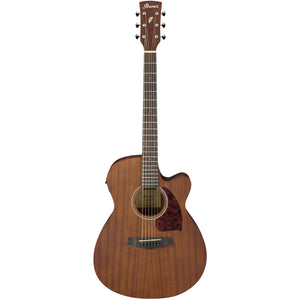Ibanez PC12MHCE Acoustic Electric Guitar - Open Pore Natural
