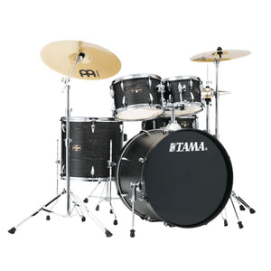Tama Imperialstar 5-Piece Complete Drum Kit - Black Oak