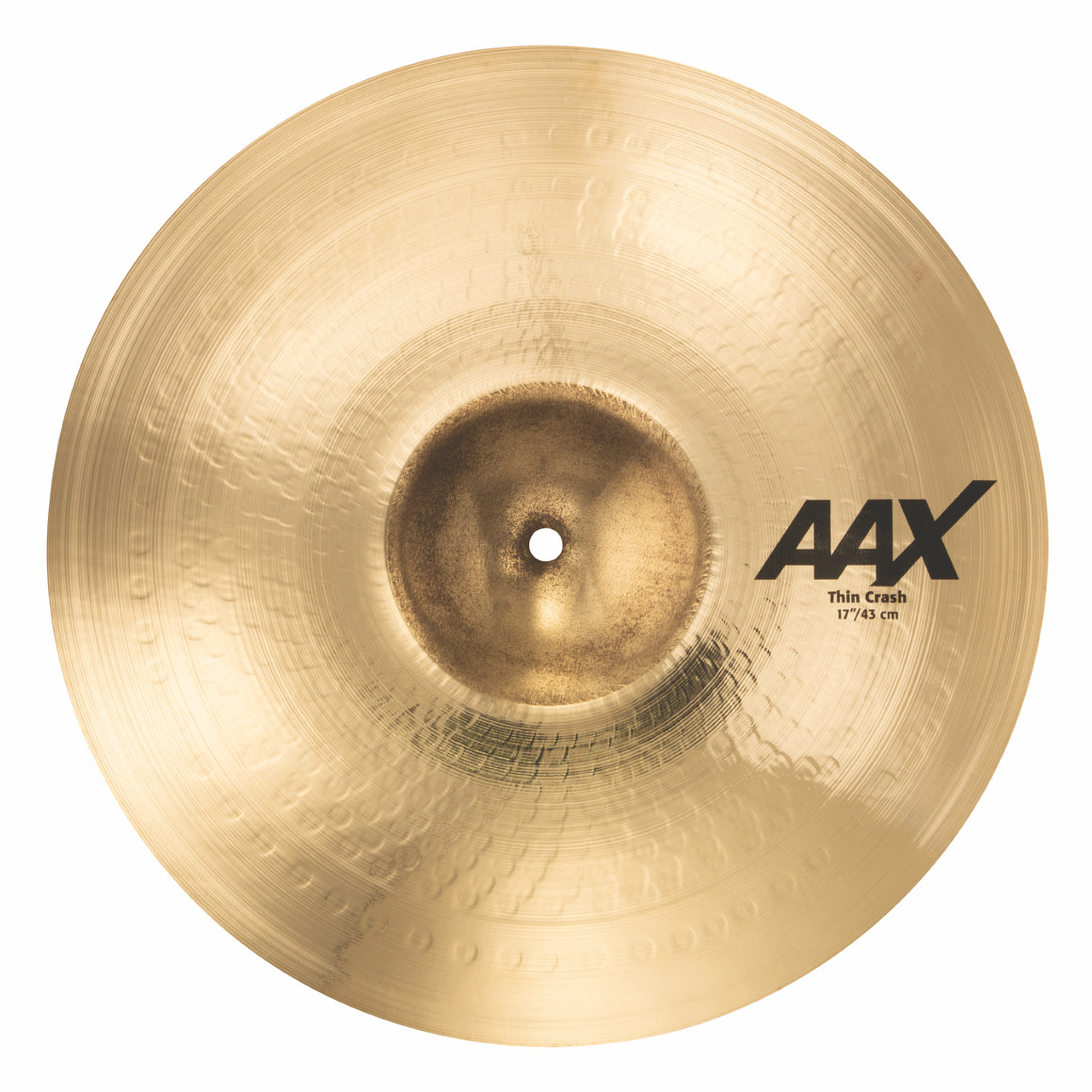 "Sabian 17"" AAX Thin Crash Cymbal"