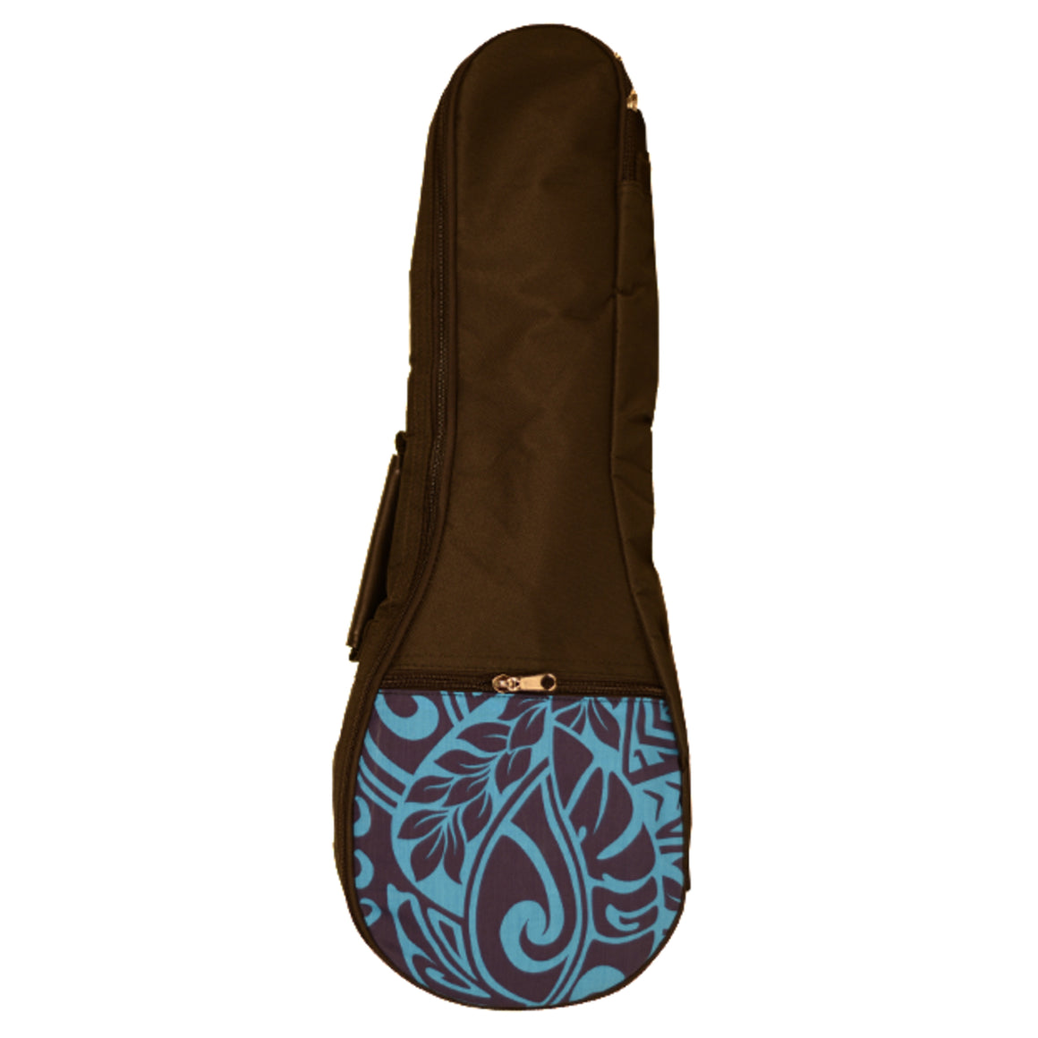 Kala Padded Blue Tribal Soprano Bag