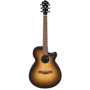 Ibanez AEG50 Acoustic Electric Guitar - Dark Honey Burst