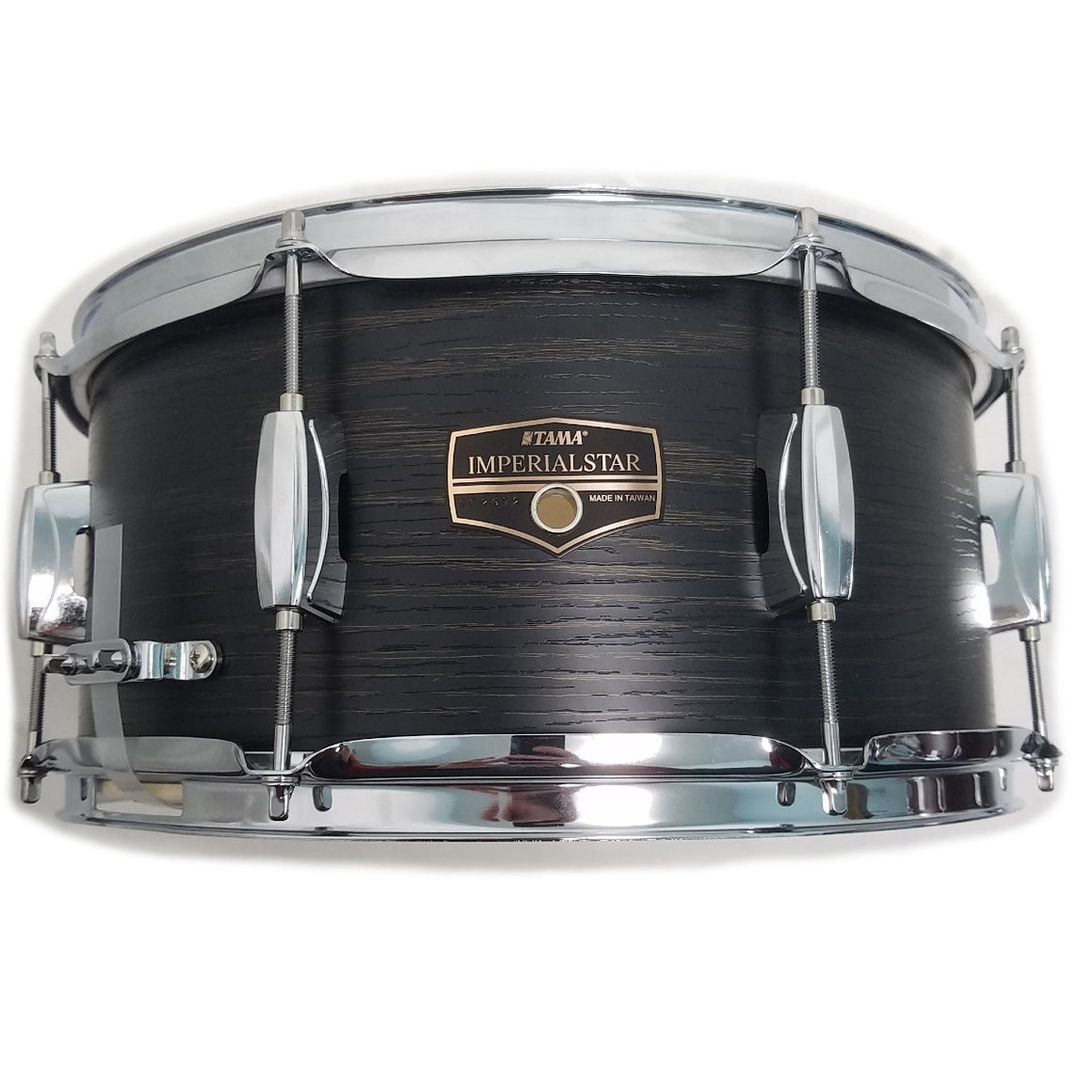 Tama Imperialstar Black Oak Snare Drum - 14 x 6.5