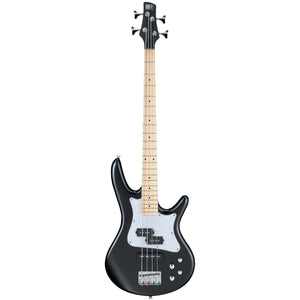 Ibanez SR Mezzo 4-String Electric Bass - Black Flat