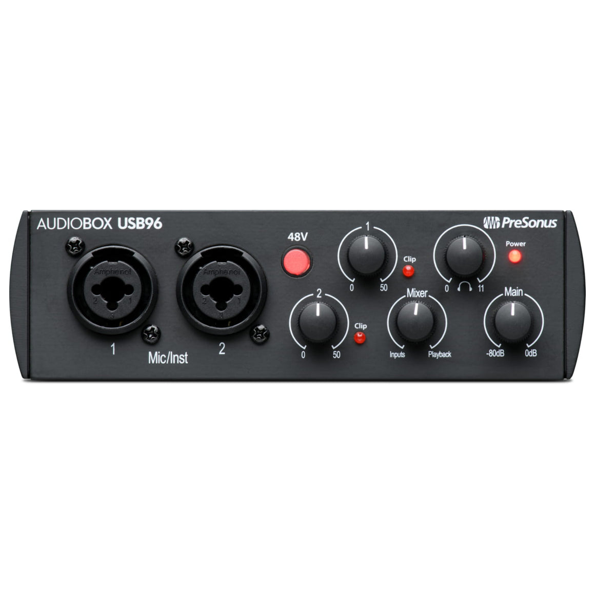 Presonus Audiobox USB 96 25th Anniversary Interface