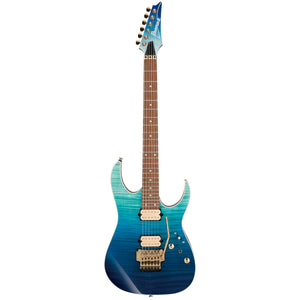 Ibanez RG Electric Guitar - Blue Reef Gradation