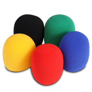 On-Stage Colored Windscreens 5-Pack