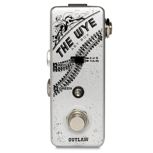 Outlaw The Wye ABY Box Pedal
