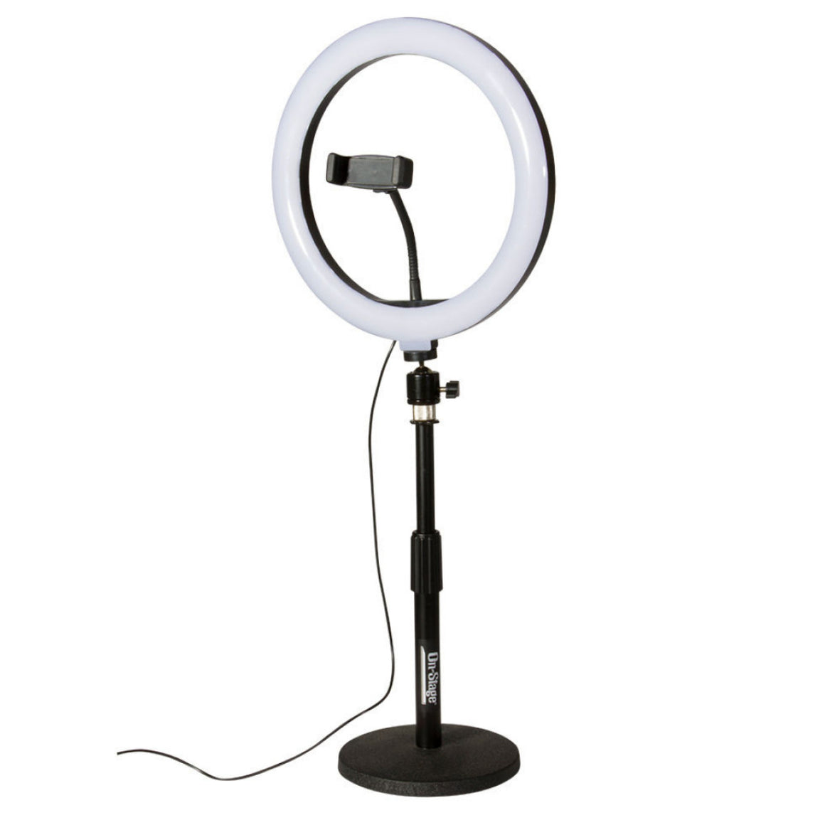 On-Stage VLD360 LED Ring Light Kit