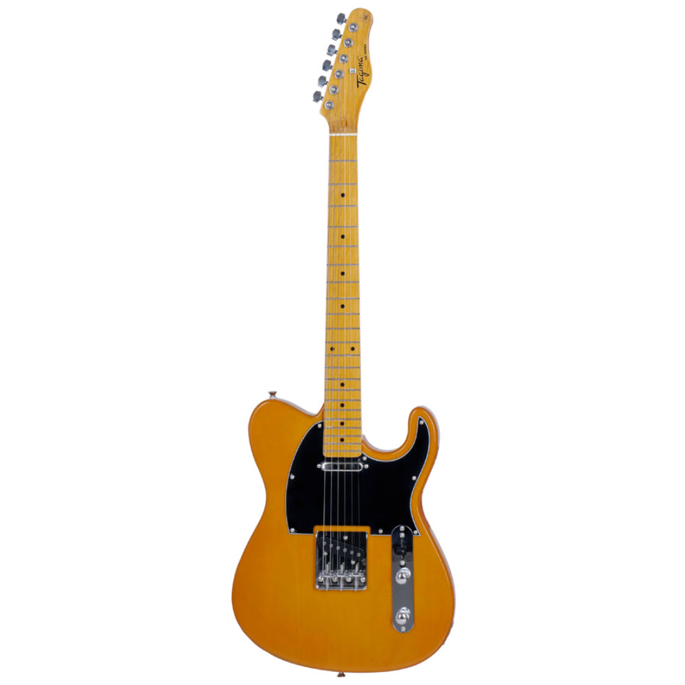 Tagima TW-55 Tele-Style Electric Guitar - Butterscotch